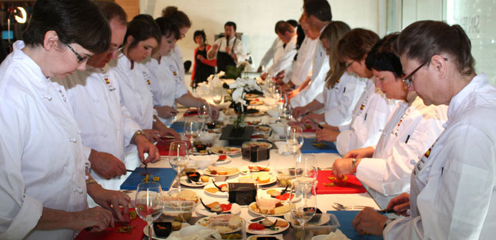 Cookery course in the gastro-cultural space of the San Telmo Museum