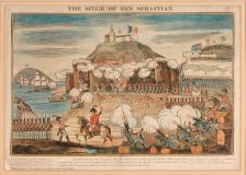 The Siege of San Sebastian