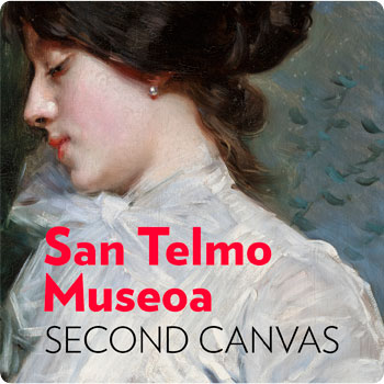 San Telmo Museo. Second Canvas APP