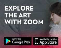 Explora the art with zoom