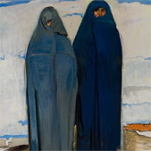 Two Women from Tafilalet (Fez, Marocco 1931)