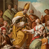 St Thomas of Villanova, Archbishop of Venice